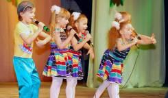 Студия вокала ведет набор детей