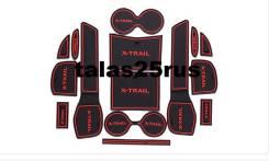 Коврик. Nissan X-Trail, NHT32, HT32, T32, NT32, HNT32
