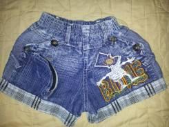 Шорты джинсовые. Рост: 74-80 см