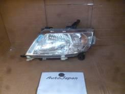 Фара. Nissan Serena, C25, NC25 Двигатель MR20DE