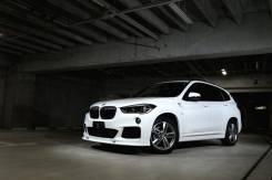 Обвес кузова аэродинамический. BMW X1, F48. Под заказ