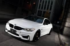 Обвес кузова аэродинамический. BMW M4, F82. Под заказ