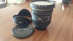 Продам широкоугольный объектив Sigma 17-35 f/2,8-4. Для Nikon, диаметр фильтра 82 мм