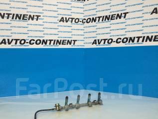 Топливная рейка. Toyota Yaris, SCP10 Toyota Platz Toyota Vitz, SCP10 Toyota Echo, SCP10 Двигатель 1SZFE