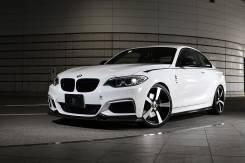 Обвес кузова аэродинамический. BMW 2-Series, F22. Под заказ