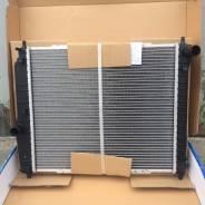 Радиатор охлаждения двигателя. Chevrolet Aveo Daewoo Kalos