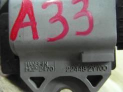 Катушка зажигания. Nissan Gloria, MY34 Nissan Cedric, MY34 Nissan Cefiro, PA33, A33 Двигатели: VQ25DD, VQ25DE