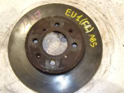 Диск тормозной. Honda Civic, EU1