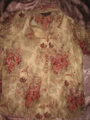 Блузки. 52, 54