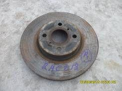 Диск тормозной. Toyota Ractis, NCP105 Двигатель 1NZFE