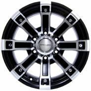 Sakura Wheels R2516. 7.5x16, 6x139.70, ET-10, ЦО 110,5мм.