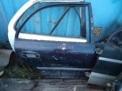 Дверь боковая. Mitsubishi Galant, E53A Двигатели: 4G93, 6A11