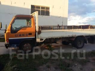 Isuzu Elf. Срочно! цена на 2 дня! продается грузовик Isuzu ELF длинномер 4hf1, 4 300 куб. см., 2 000 кг.
