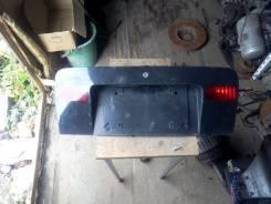 Рамка для крепления номера. Audi S5 Audi A6