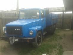 ГАЗ 3307. , 4 300куб. см., 5 000кг., 4x2