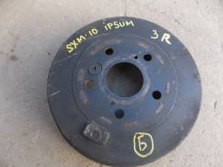 Барабан тормозной. Toyota Ipsum, SXM10, SXM10G, SXM15G, SXM15