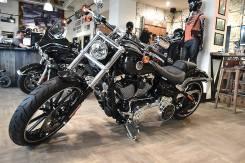 Harley-Davidson Softail Breakout. 1 690 куб. см., исправен, птс, с пробегом