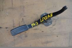 Педаль акселератора. Renault Logan, LS0G/LS12, LS0G, LS12