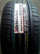 Bridgestone Potenza RE050. Летние, без износа, 5 шт