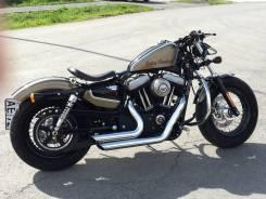 Harley-Davidson Sportster Forty-Eight. 1 200 куб. см., исправен, птс, с пробегом