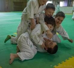 Айкидо для детей. Группы выходного дня