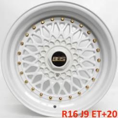 BBS RS. 9.0x16, 4x100.00, 5x100.00, ET20, ЦО 73,1мм.