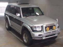Дефлектор люка. Mitsubishi Pajero