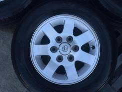 Toyota. 6.0x15, 6x139.70, ЦО 67,0мм.