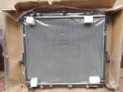 Радиатор охлаждения двигателя. Nissan: Navara, NP300, Pathfinder, Frontier, Xterra Двигатели: YD25DDTI, YD25