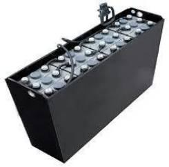 Аккумуляторная тяговая батарея для вилочных погрузчиков. 400 А.ч.
