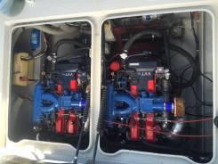 Yamaha SR-25. Год: 1997 год, длина 8,00м., двигатель стационарный, 440,00л.с., бензин