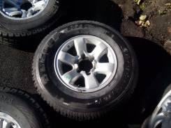 Колесо на джип от 61 Safary 265/70/16. x16 6x139.70