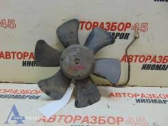 Мотор вентилятора охлаждения Hyundai Accent