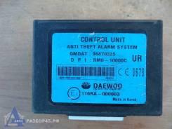 Блок сигнализации (штатной) Chevrolet Aveo (T250)