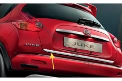 Накладка на дверь багажника. Nissan Juke