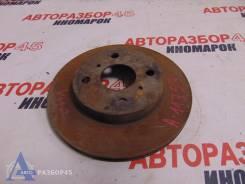 Диск тормозной передний вентилируемый Toyota Vitz (SCP10)