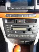 Магнитола. Toyota Mark II, JZX110 Двигатель 1JZFSE