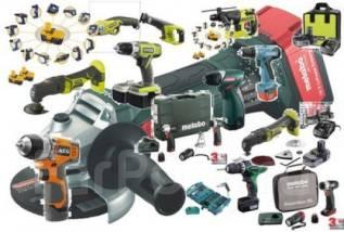 Куплю строительный электроинструмент, бензо инструмент, оборудование