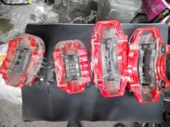 Тормозные суппорта Порше Кайен турбо, полный комплект. Porsche Cayenne