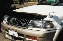 Дефлектор капота. Mitsubishi Challenger, K99W, K94WG, K94W, K97WG, K96W