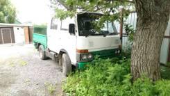 Кабина. Nissan Atlas, AMF22 Двигатель TD27