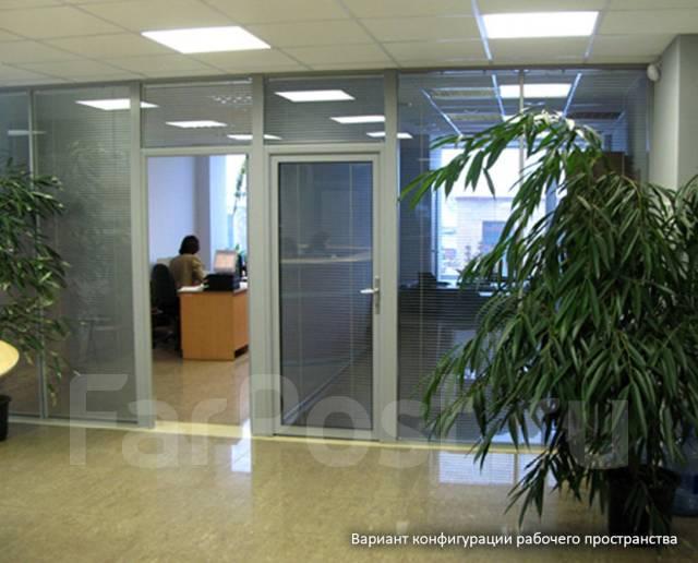 Идеальное офисное здание с парковкой в аренду до 1500 м2. 300 кв.м., улица Бестужева 21б, р-н Эгершельд