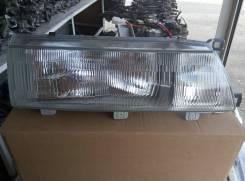 Фара. Toyota Sprinter Carib, AE95, AE95G Двигатели: 4AFHE, 4AFE