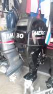 Mercury. 30,00л.с., 4х тактный, бензин, нога S (381 мм), Год: 2014 год
