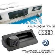 Камера заднего вида Volkswagen. Audi.