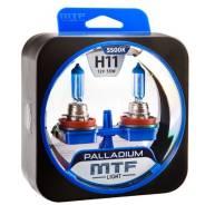 Набор галогенных ламп MTF Н11 12V 55w Palladium (2 шт.)