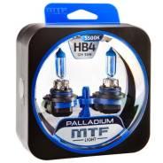 Набор галогенных ламп MTF НВ4 12V 55w Palladium (2 шт.)