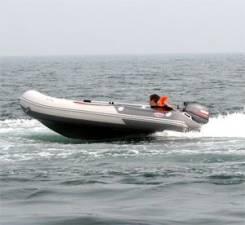 Badger. Год: 2015 год, длина 3,90м., двигатель подвесной, 15,00л.с., бензин