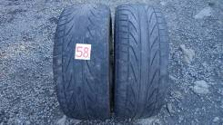 Dunlop Direzza DZ101. Летние, 2012 год, износ: 50%, 2 шт