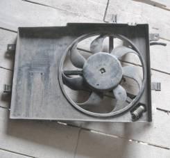 Вентилятор охлаждения радиатора. Fiat Albea